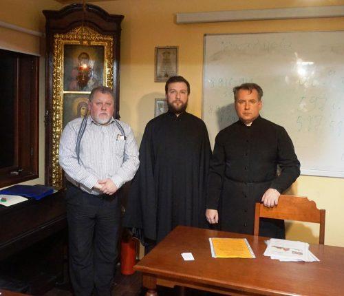 14 ноября состоялся семинар по организации антисектантской миссии в Троицком благочинии