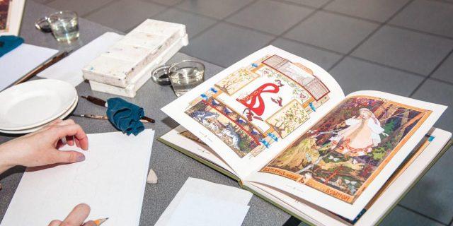 Приглашаем на лекцию «Мир каллиграфии»