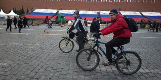Третий велосипедный паломнический цикл «Монастыри Москвы»