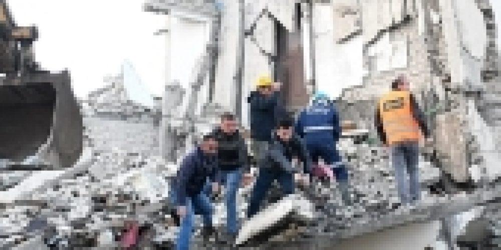 Соболезнование Святейшего Патриарха Кирилла в связи с гибелью людей в результате землетрясения в Албании