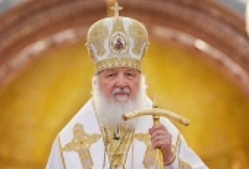 Слово Святейшего Патриарха Кирилла после Литургии в Храме Христа Спасителя