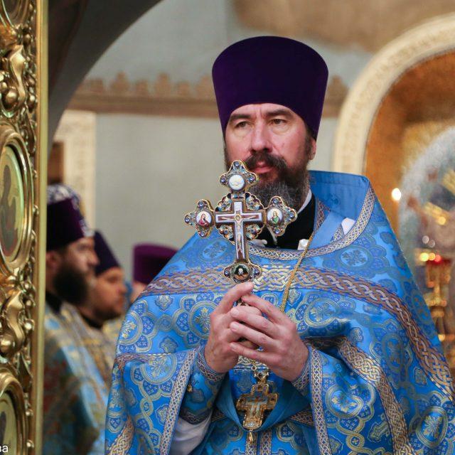 Проповедь протоиерея Георгия Климова в Навечерие Рождества Христова