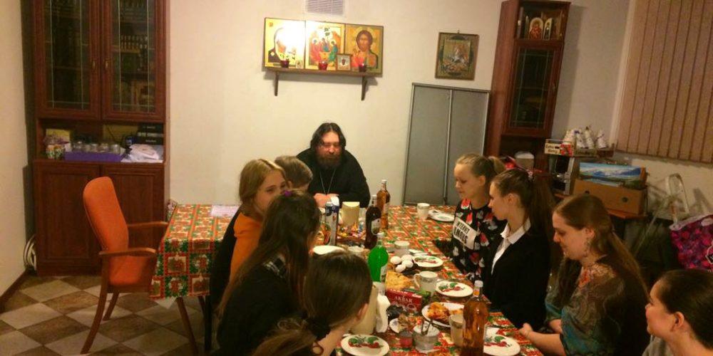 Встреча с представителями Молодежной палаты управы района Южное Медведково