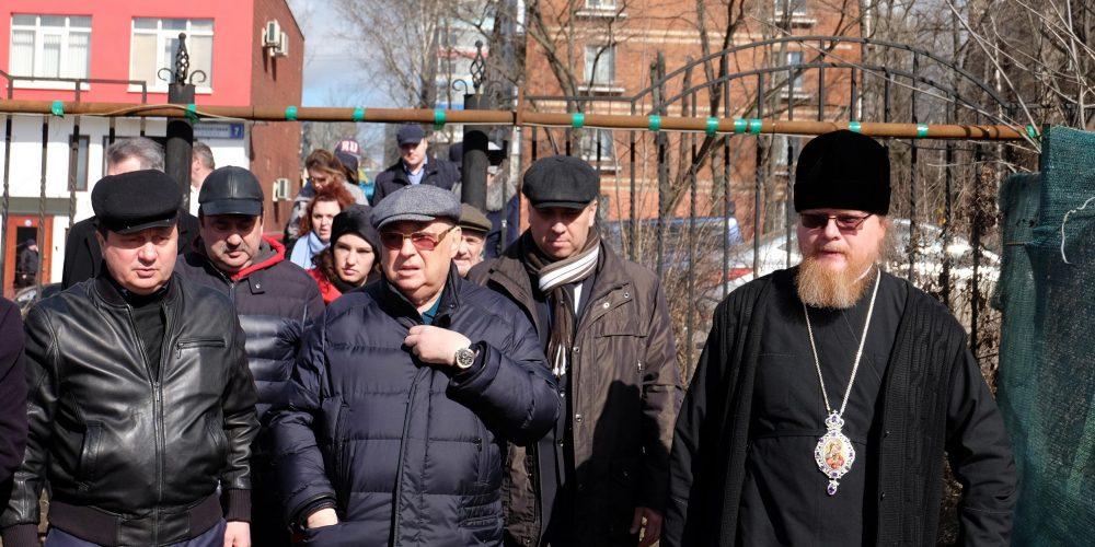 Выездное совещание по вопросам Программы строительства православных храмов