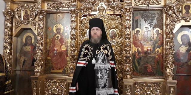 Литургия Преждеосвященных Даров в Свиблово