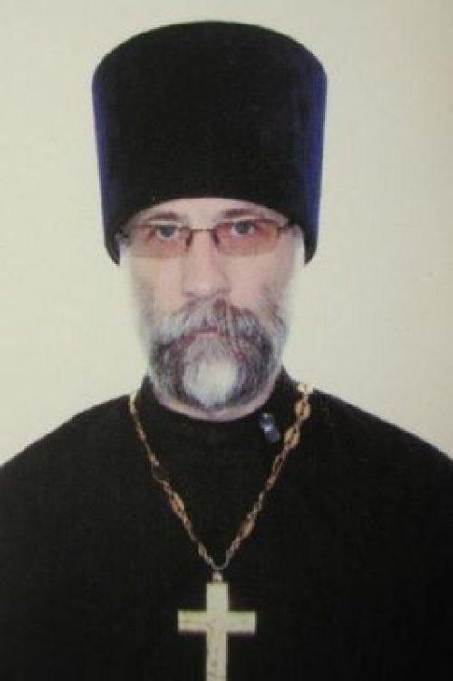 Протоиерей Дмитрий Рожков