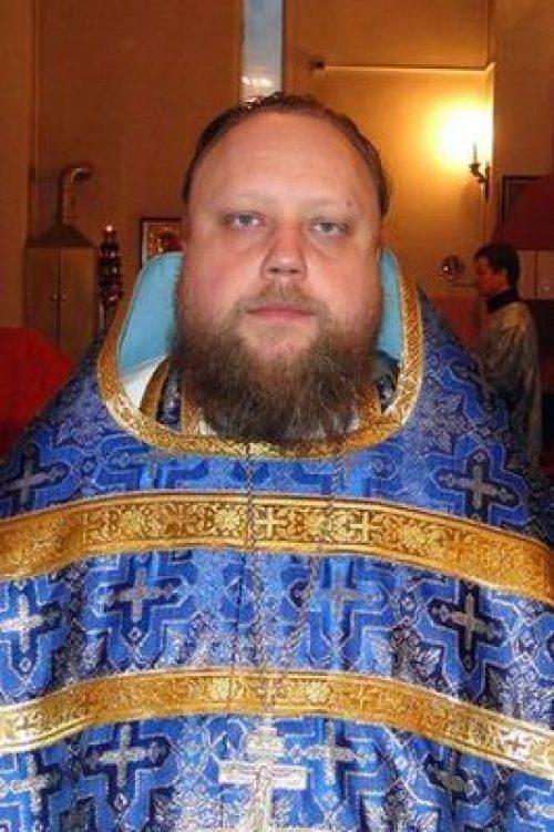 Священник Геннадий Гуреев