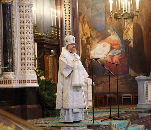 Рождественское послание епископа Подольского ТИХОНА