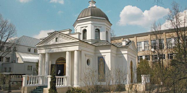 Архиепископ Матфей возглавит Литургию Преждеосвященных Даров в храме Феодоровской иконы Божией Матери при РГСУ