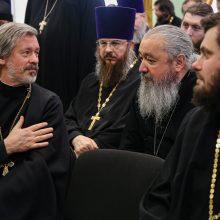 В усадьбе Свиблово состоялось собрание благочинных и настоятелей храмов Северо-Восточного и Юго-Восточного викариатств