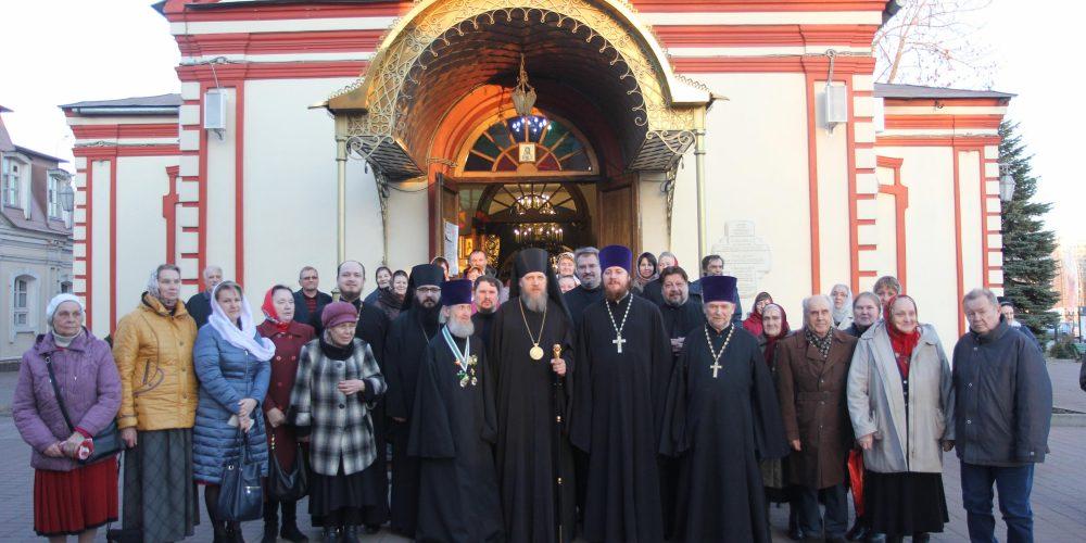 Архиерейское богослужение в Алтуфьеве