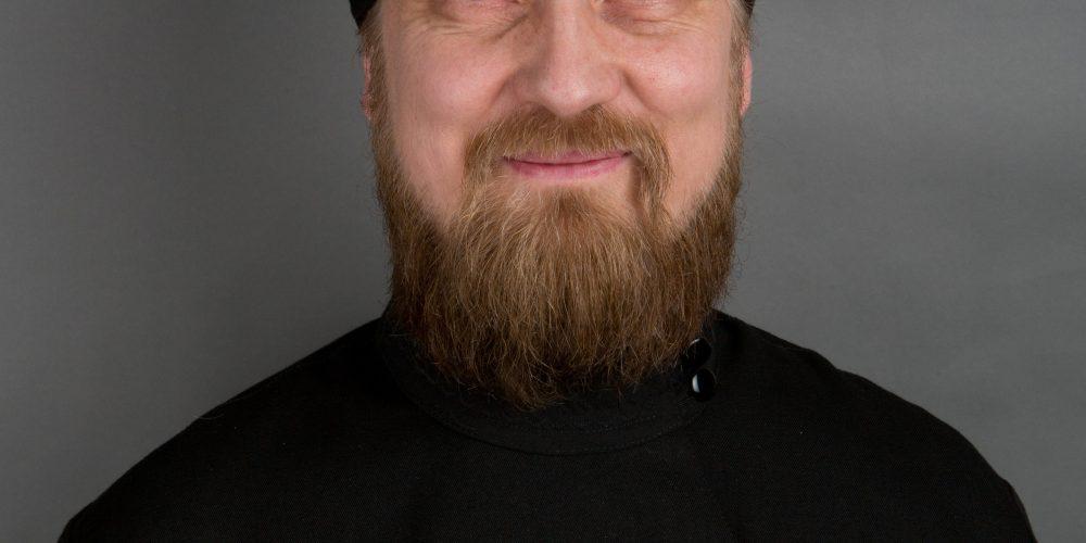 Диакон Алексий Арефьев