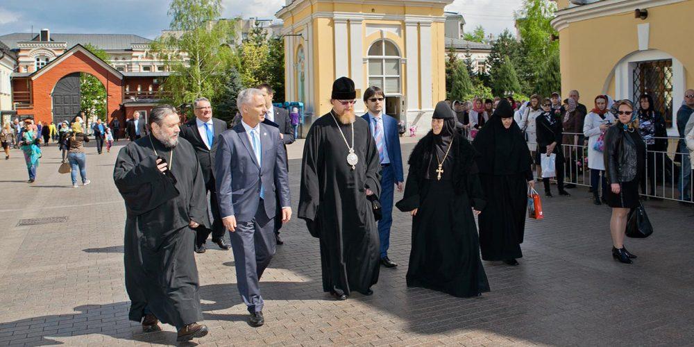 Визит Госсекретаря министерства человеческих ресурсов Венгрии в Россию