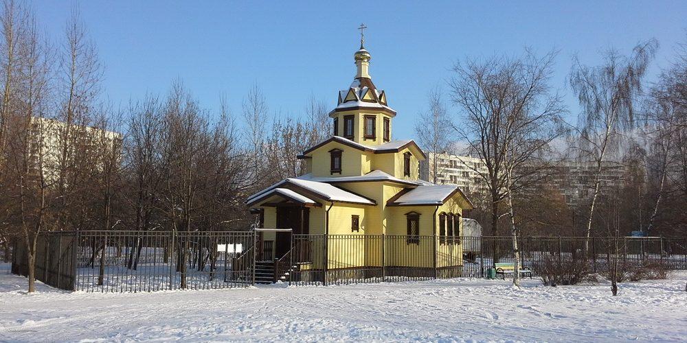 Храмы викариатства