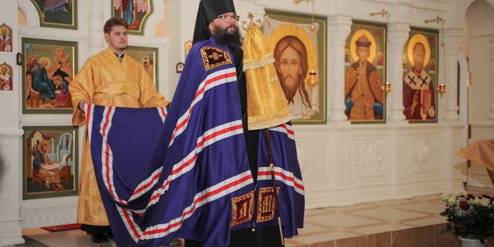 17 июля в храме святого благоверного князя Андрея Боголюбского на Волжском отметят престольный праздник