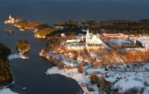 Патриаршее поздравление с 30-летием возрождения Валаамского монастыря