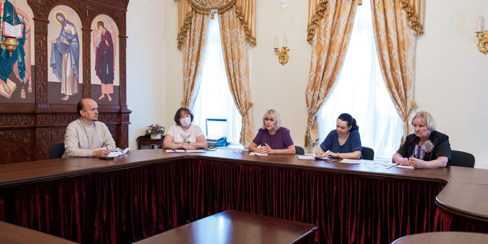 Состоялось совещание по строительству храма Казанской иконы Божией Матери в Анадырском проезде