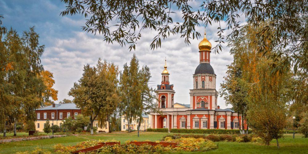 «Курсы введения в православие» для взрослых при храме Троицы Живоначальной в Усадьбе Свиблово