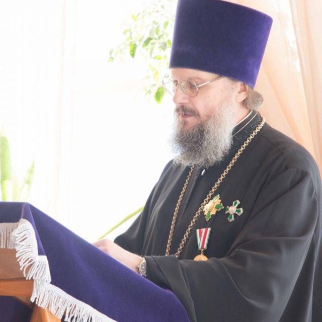 Проповедь протоиерея Георгия Гуторова в Неделю 13-ю по Пятидесятнице