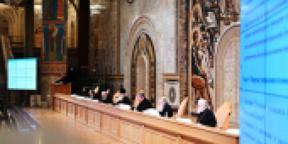 Завершился первый день работы пленума Межсоборного присутствия Русской Православной Церкви
