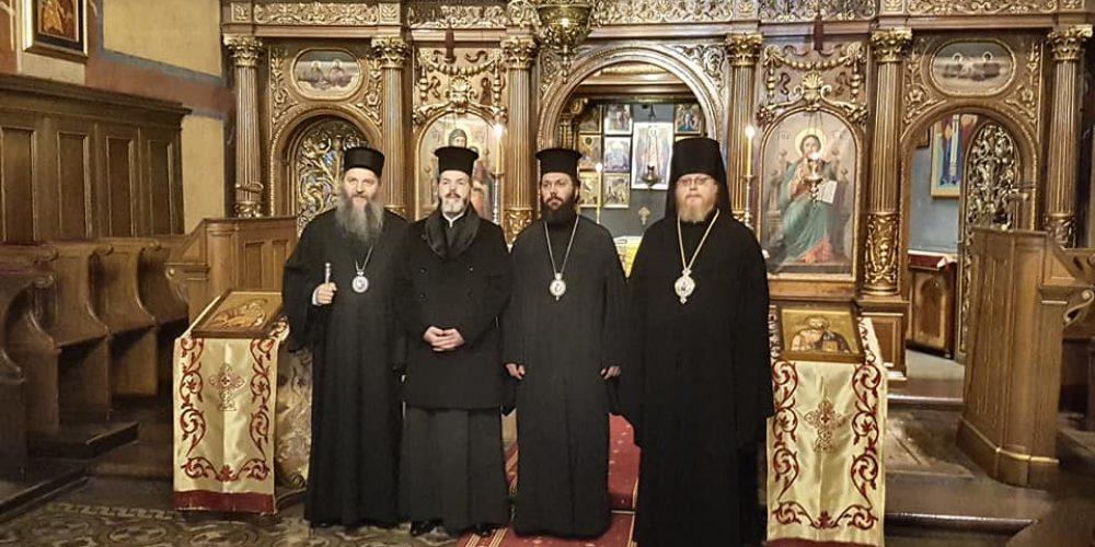 Осенняя сессия Конференции православных епископов Австрии