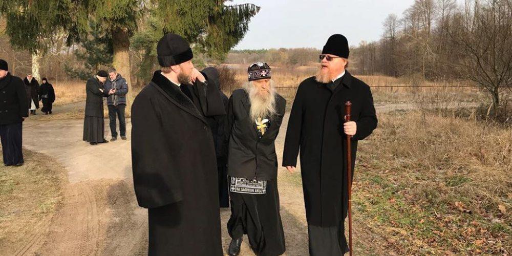 Епископ Подольский Тихон посетил Георгиевский монастырь в Гётшендорфе