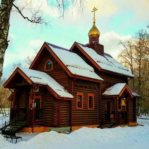 Храм новомучеников и исповедников Российских в Бабушкине. Патриаршее подворье