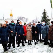 Паломническая поездка православной молодёжи Северо-Восточного викариатства