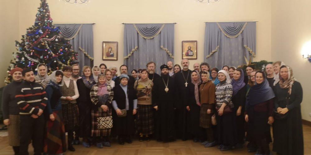 Жизнь викариатства: Московское долголетие