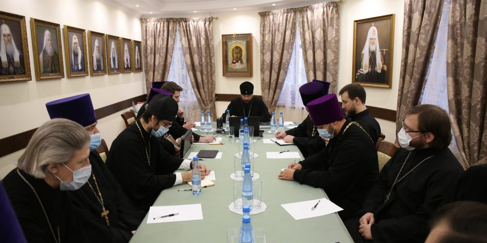 Состоялось заседание организационного комитета регионального этапа Рождественских чтений