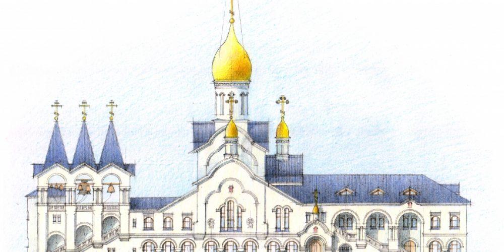 Епископ Наро-Фоминский Парамон провел ряд совещаний с настоятелями московских храмов