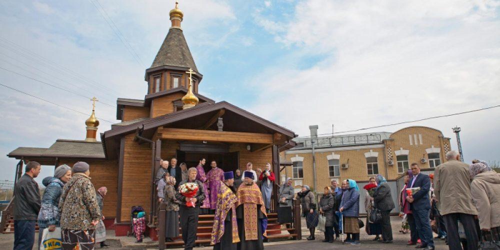 Храм Казанской иконы Божией Матери в Лосиноостровской. Патриаршее подворье