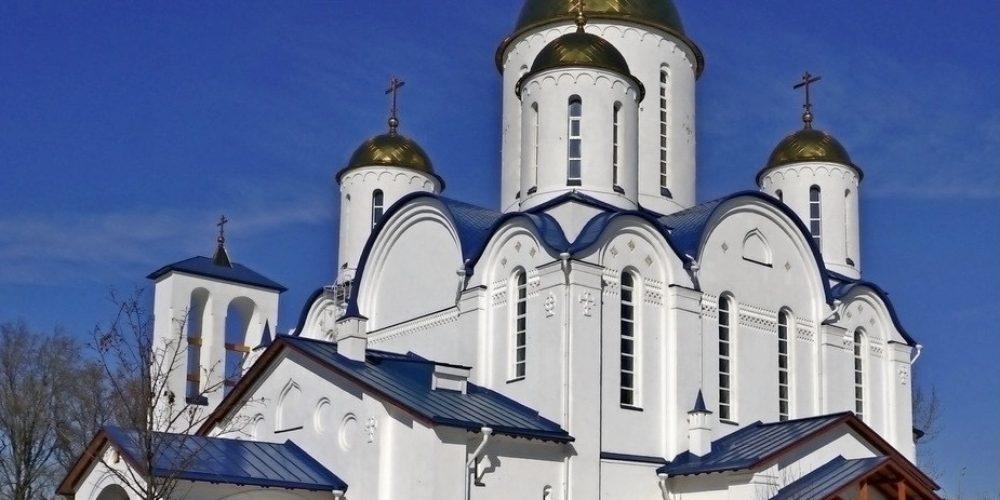 Архиепископ Егорьевский Матфей возглавит Богослужение в храме Торжества Православия в Алтуфьеве
