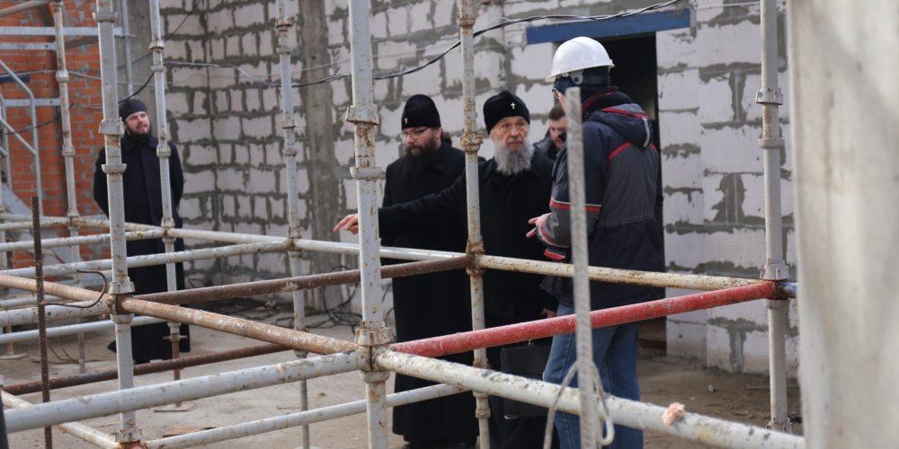 Прошло рабочее совещание, посвященное строительству храма свв.равноапп. Кирилла и Мефодия в Ростокине