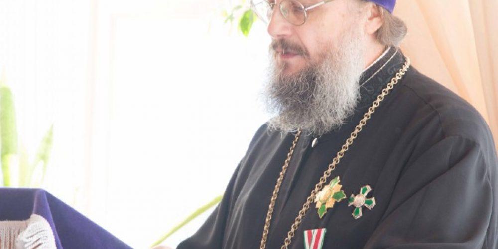 Проповедь протоиерея Георгия Гуторова в Неделю 15-ю по Пятидесятнице