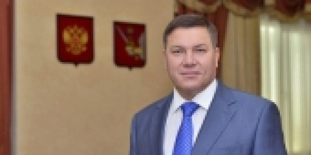 Поздравление Святейшего Патриарха Кирилла губернатору Вологодской области О.А. Кувшинникову с 55-летием со дня рождения