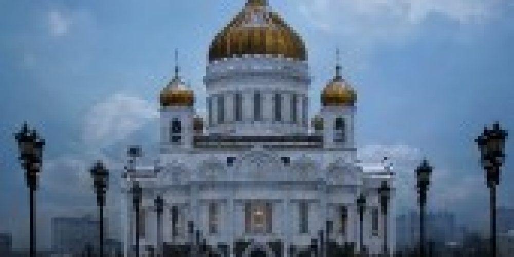 В Храме Христа Спасителя состоялся прием по случаю годовщины интронизации Святейшего Патриарха Кирилла