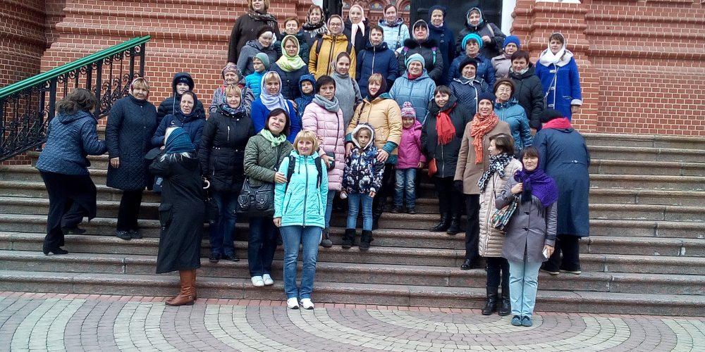 Паломническая поездка учителей 16 образовательных организаций СВАО