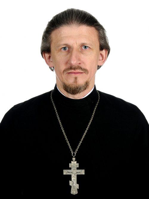 Священник Михаил Мишков