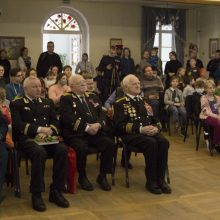В усадьбе Свиблово прошёл концерт «С русским воином через века»