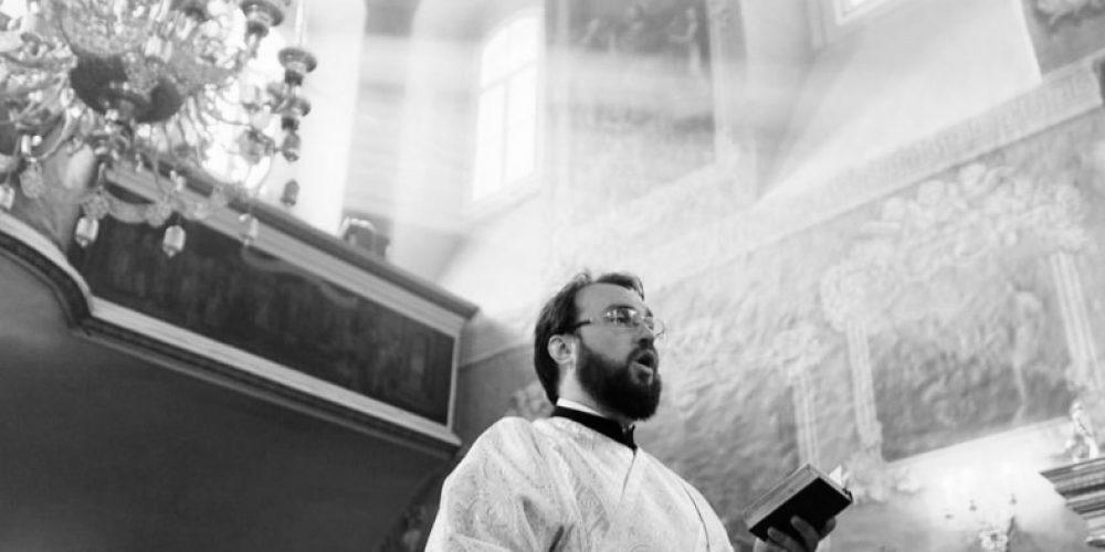 Патриаршее соболезнование в связи с кончиной иеродиакона Ювеналия (Лапшина)