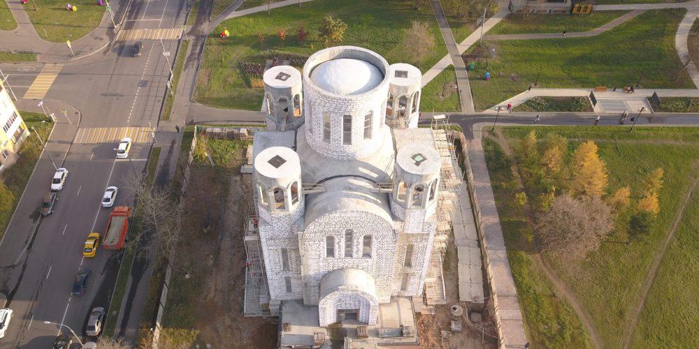 Состоялось совещание по строительству храмов в Северо-Восточном викариатстве