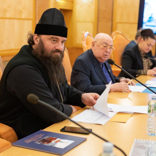Состоялось совещание по строительству храмов в Северо-Восточном, Юго-Восточном и Северном викариатствах