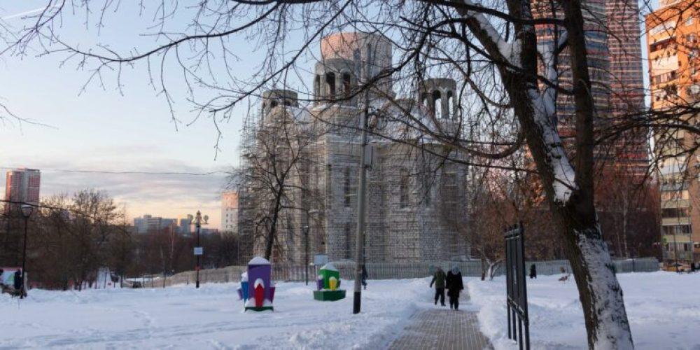 В 2021 году на северо-востоке Москвы планирует возвести два новых храма