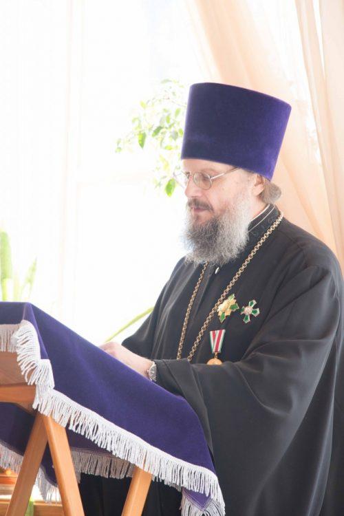 Проповедь протоиерея Георгия Гуторова в Неделю  26-ю по Пятидесятнице