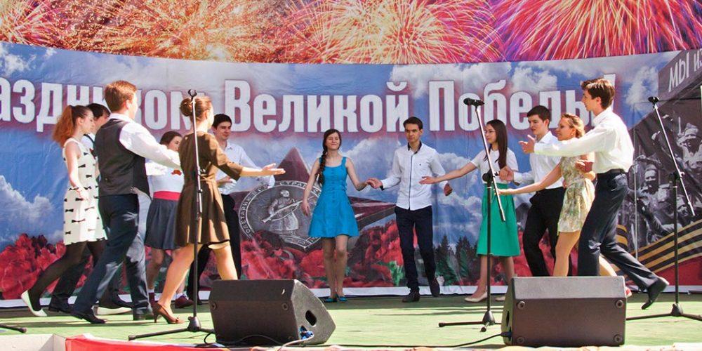 Празднование Дня Победы в Северо-Восточном викариатстве