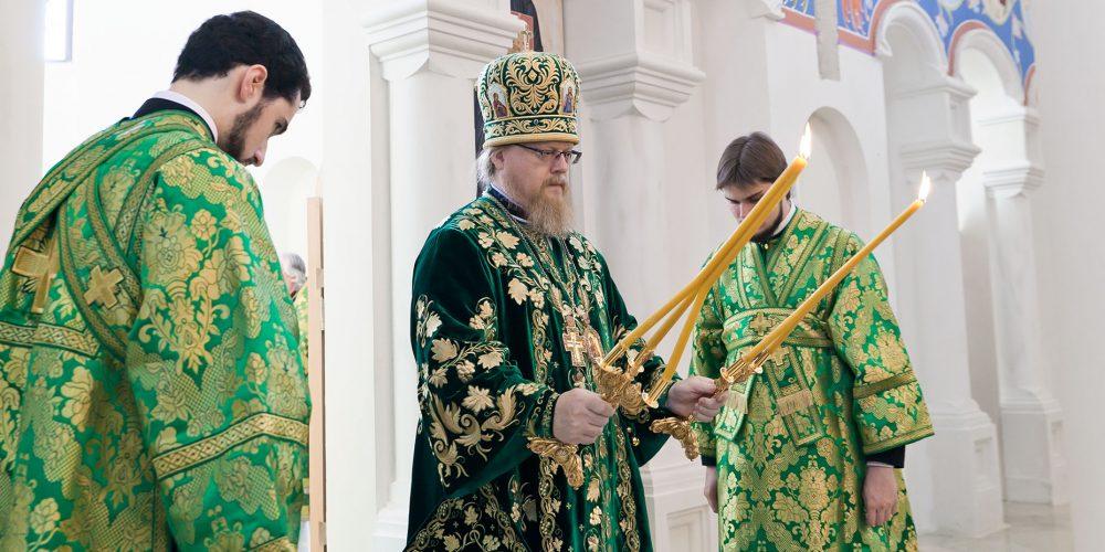 Престольный праздник в Раево