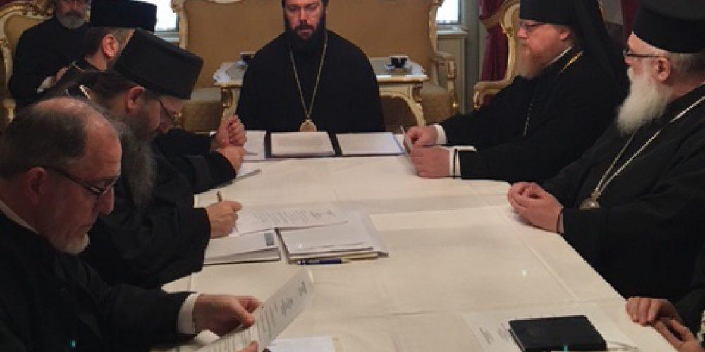 Совместное заявление Конференции православных епископов Австрии