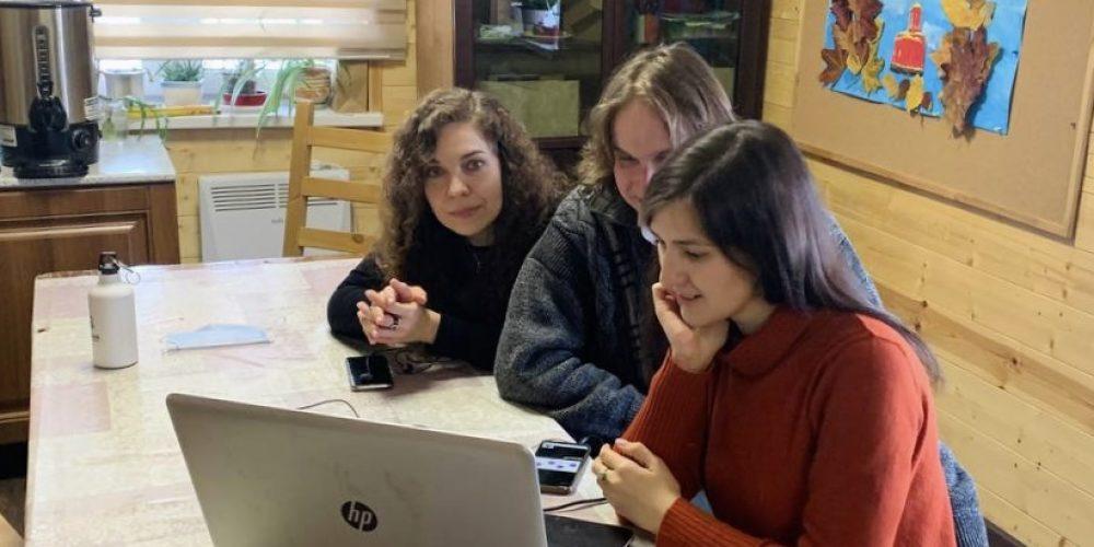 Молодежь викариатства приняла участие в игре-хакатон «Православный сторителлинг»