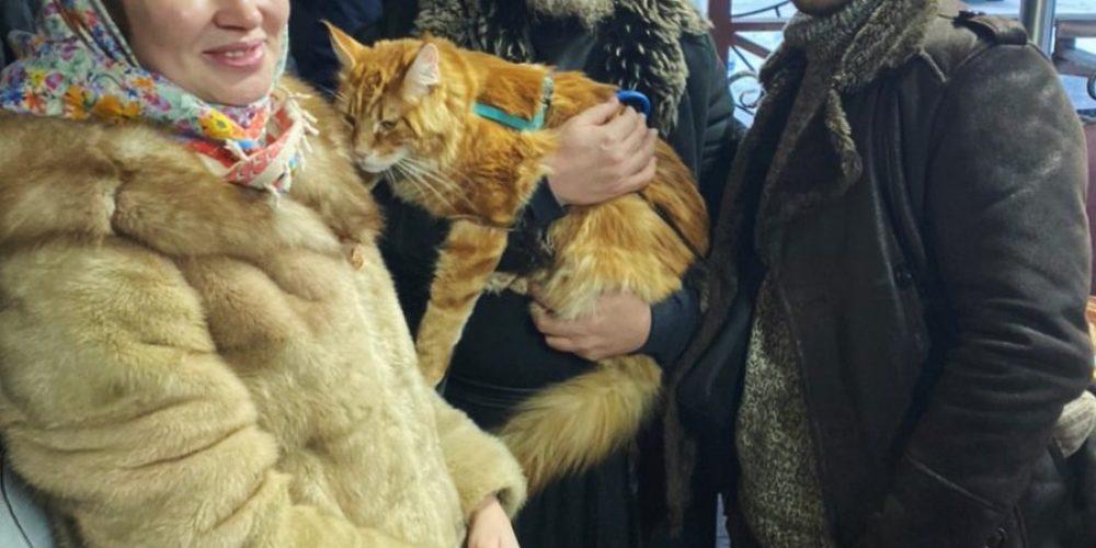 С 21 по 23 февраля молодёжь Северо-Восточного викариатства совершила паломничество в Свято-Успенский Псково-Печерский монастырь